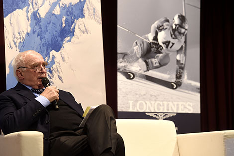 Longines Alpine Skiing Event: Longines pushes the limits of timekeeping in alpine skiing