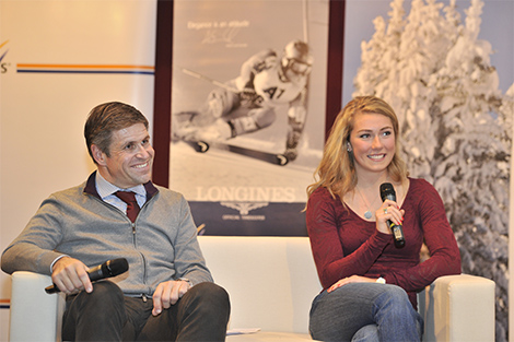 Longines Alpine Skiing Event: FIS Alpine Skiing World Cup 2014/2015 – A new season characterised by youth (Sölden, AUSTRIA)