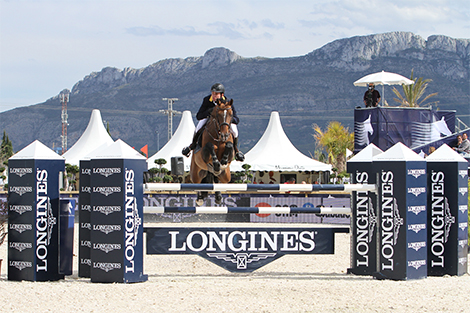 Longines Show Jumping Event: GLOBAL CHAMPIONS TOUR AND LONGINES JOIN FORCES IN NEW TITLE PARTNERSHIP