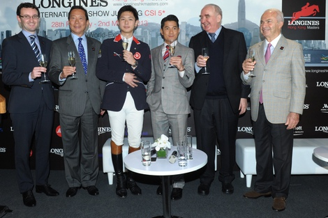 Longines Show Jumping Event: Longines Hong Kong Masters 2013 – A promising event