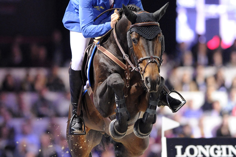Longines Show Jumping Event: Christian Ahlmann holds world number one slot in the Longines Rankings
