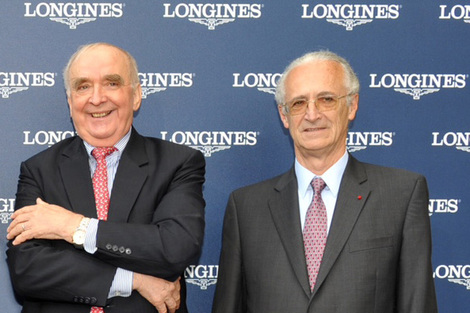 Longines Flat Racing Event: A partnership is signed between The International Federation of Horseracing Authorities and Longines