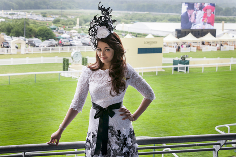 Longines Flat Racing Event: Aishwarya Rai Bachchan joins Longines for an elegant day at the races
