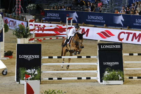 Longines Show Jumping Event: Longines Global Champions Tour in Monaco