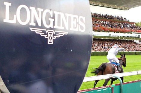 Longines Flat Racing Event: Longines Official Timekeeper of the Qatar Prix de l'Arc de Triomphe