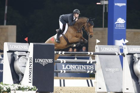 Longines Show Jumping Event: The Longines Global Champions Tour 2013 – A thrilling finale in Doha