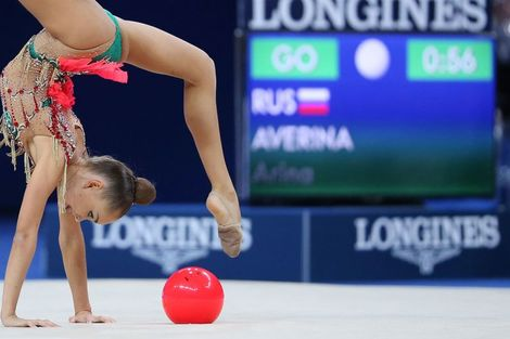 Longines is proud to welcome Arina and Dina Averina as its new Ambassadors of Elegance