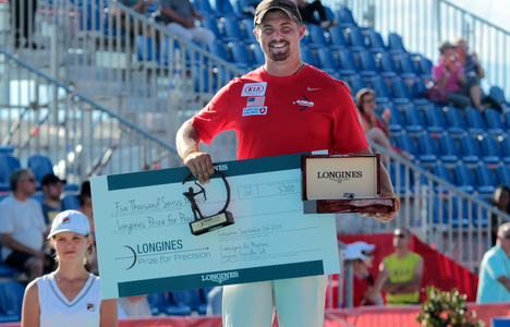 Longines Archery Event: Continuation of partnership between Longines and World Archery and presentation of the 2014 Longines Prize for Precision in Lausanne