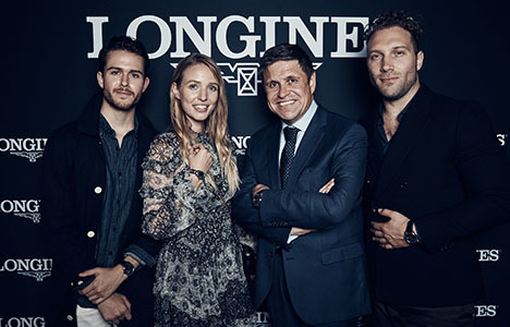 Longines Corporate Event: The Longines Master Collection: Launch of new models featuring a blue dial in Sydney
