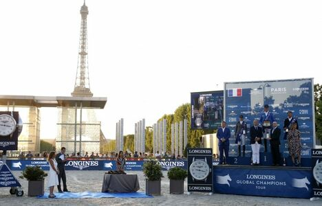 Longines Show Jumping Event: Longines Paris Eiffel Jumping:  Unmissable weekend of competition at the very heart of the French capital