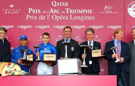 Longines Flat Racing Event: Longines times the Qatar Prix de l'Arc de Triomphe  back at ParisLongchamp