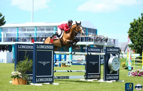 Longines Show Jumping Event: Team Switzerland claims victory to mark the 60th anniversary of the Longines Jumping International of La Baule