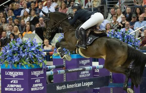 Longines Show Jumping Event: Allocations confirmed for Longines FEI Jumping World Cup North American League