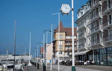 Longines Corporate Event: Longines becomes the Official Partner of Deauville