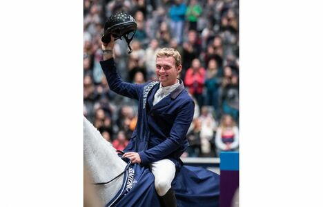 Longines Show Jumping Event: The young Swiss prodigy of show jumping Bryan Balsiger joins the Longines Family