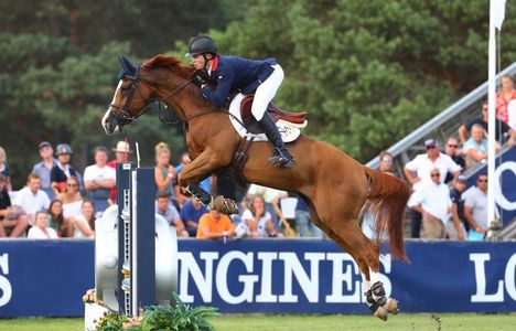 Longines Show Jumping Event: The next generation of athletes showcased in the Longines FEI European Championships CH / J / YR
