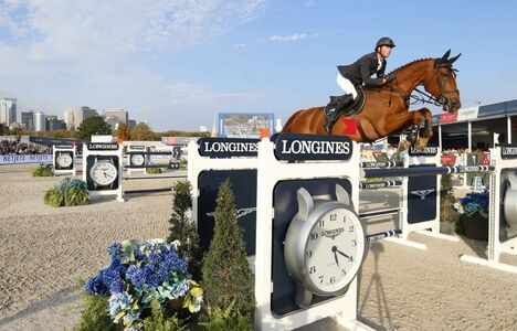 Longines Equestrian Event: Sensational Final of the 2019 LGCT for its first debut in New York with Ben Maher shining in the Longines Global Champions Tour Grand Prix of New York