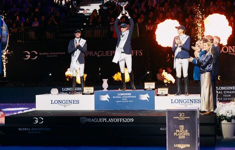 Longines Show Jumping Event: Mind-blowing victory of Ben Maher who becomes the champion of the Longines Global Champions Tour Super Grand Prix