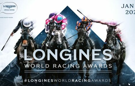 Longines Flat Racing Event: The Longines World Racing Awards honor the Best of the Best in 2020