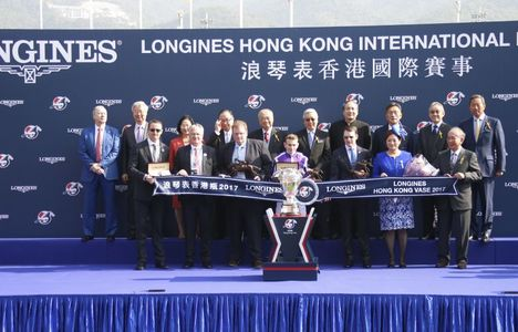 Longines Flat Racing Event: Magnier Family and Aidan O'Brien to Receive  2018 Longines and IFHA International Award of Merit