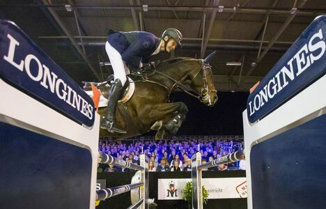 Longines Show Jumping Event: Longines extends its Partnership with the Jumping Indoor Maastricht