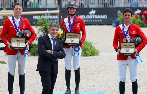 Longines Show Jumping Event: The FEI World Equestrian Games ended beautifully with Germany topping the medal table