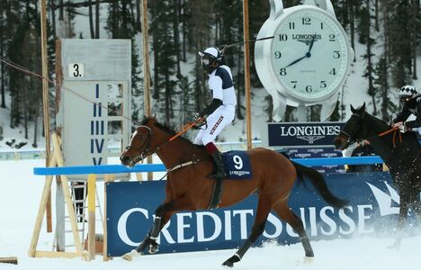 Longines Flat Racing Event: Three Sundays of exciting competitions and exceptional performances concluded by the Longines 81st Grosser Preis von St. Moritz