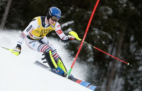 Longines Alpine Skiing Event: Longines welcomes young Alpine slalom standout Clément Noël to the Family