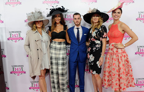 Longines Flat Racing Event: Elegance celebrated in grand style at the 143rd Longines Kentucky Oaks