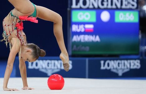 Longines Corporate Event: Longines is proud to welcome Arina and Dina Averina as its new Ambassadors of Elegance