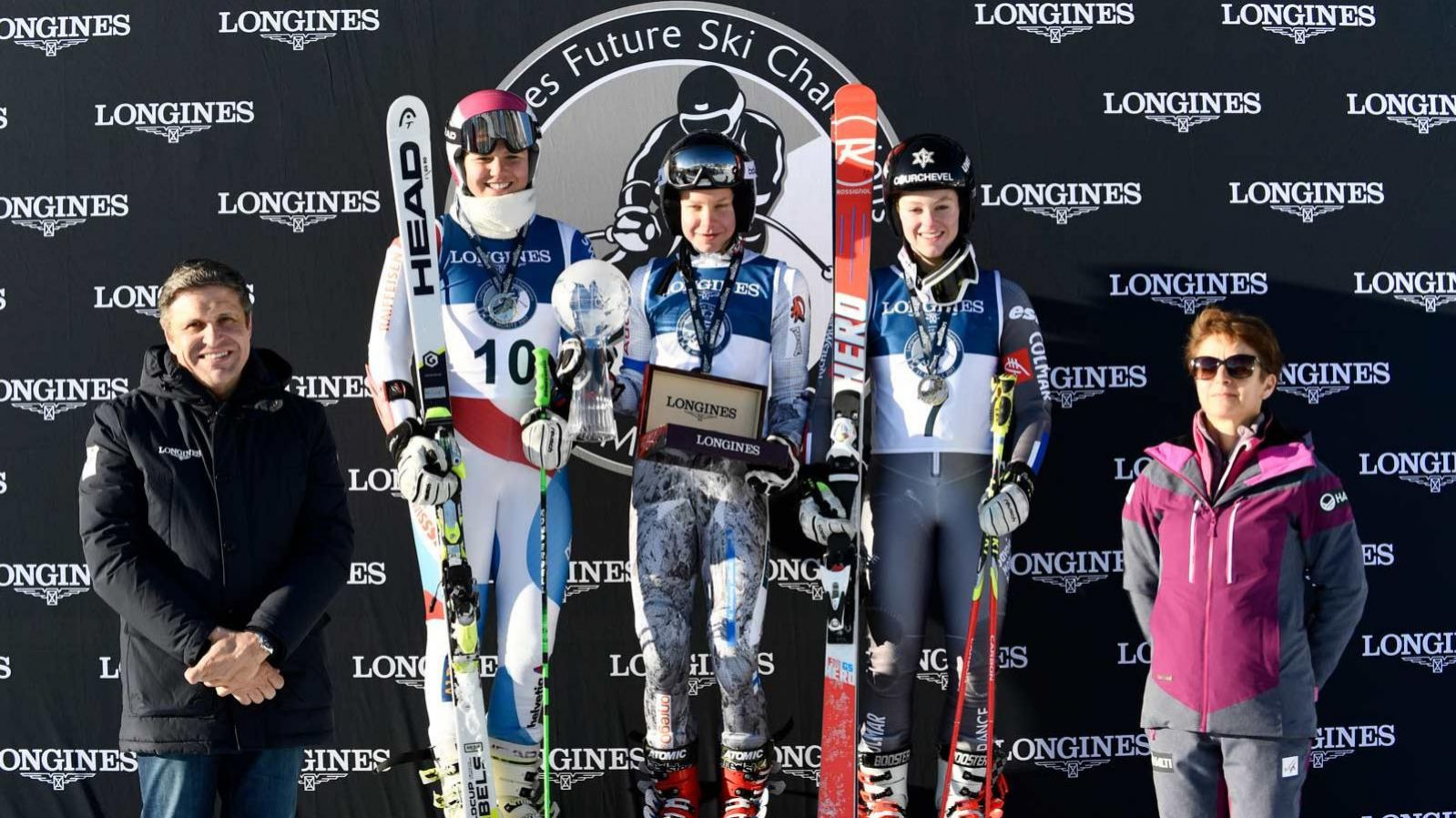 Longines Alpine Skiing Event: LONGINES FUTURE SKI CHAMPIONS - THE BEST YOUNG FEMALE SKIERS