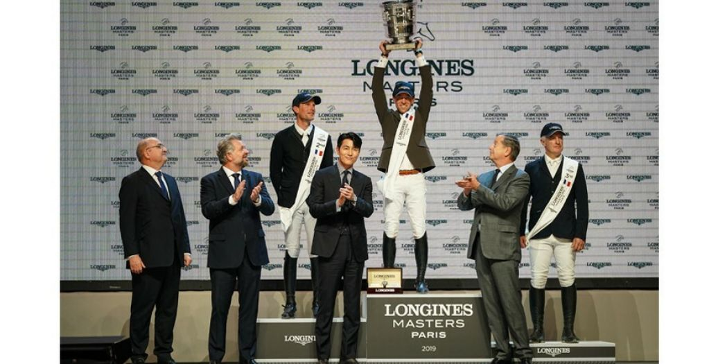 Longines Show Jumping Event: The Longines Masters of Paris: when glamour meets sports performances