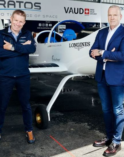 Longines and SolarStratos take on the solar challenge