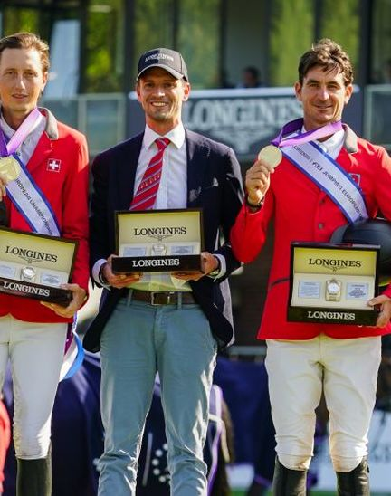 Europe's pre-eminent riders secured victories at the Longines FEI Jumping European Championship 2021