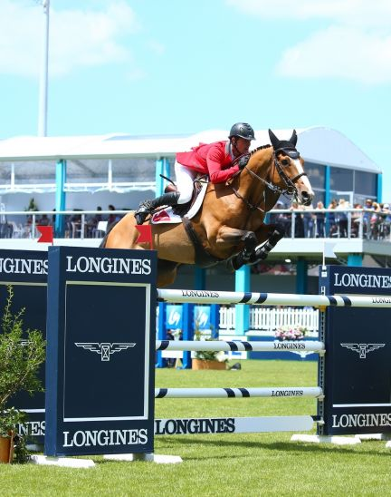 Team Switzerland claims victory to mark the 60th anniversary of the Longines Jumping International of La Baule