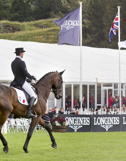 Longines Equestrian Event: Longines to be Title Partner of the Longines FEI World Breeding Dressage Championships for Young Horses