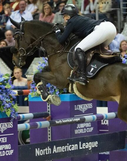 Allocations confirmed for Longines FEI Jumping World Cup North American League