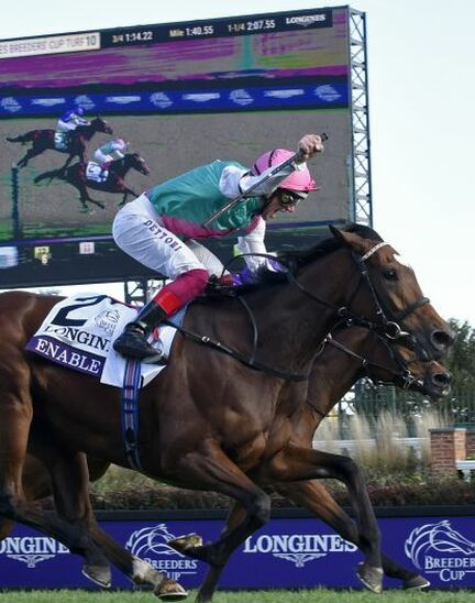 Longines to extend its partnership with the Breeders' Cup