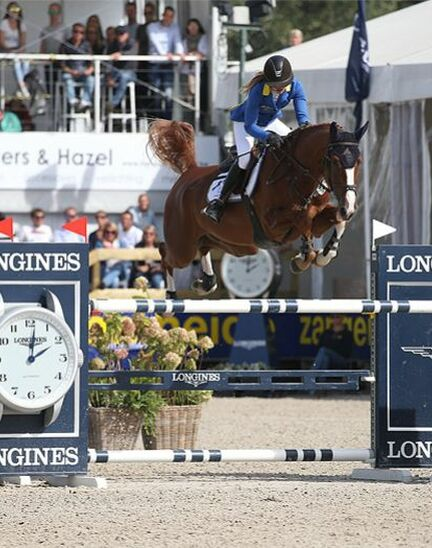 Longines becomes the Official Partner of the  World Breeding Federation for Sport Horses