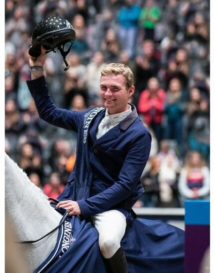 The young Swiss prodigy of show jumping Bryan Balsiger joins the Longines Family