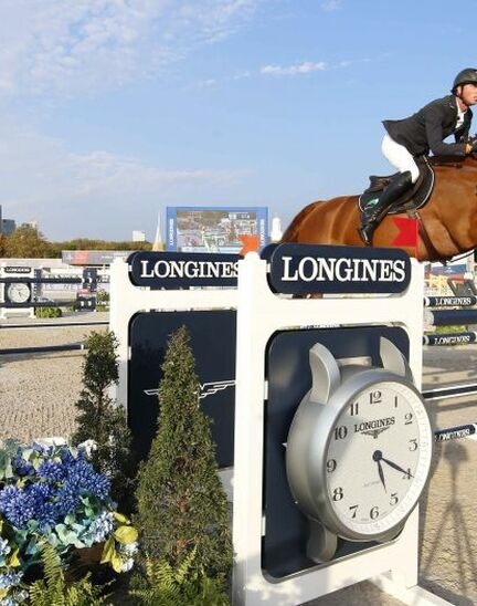 Sensational Final of the 2019 LGCT for its first debut in New York with Ben Maher shining in the Longines Global Champions Tour Grand Prix of New York