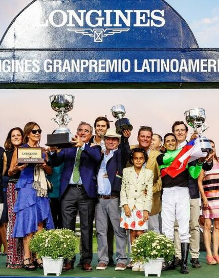 Ya Primo reigned supreme at the 2019 Longines Gran Premio Latinoamericano
