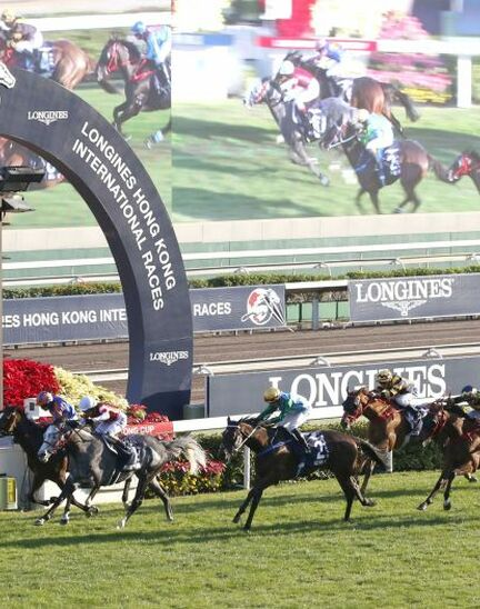 The 2019 Longines Hong Kong International Races