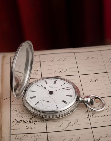 A collector finds the oldest Longines watch known to date, a historical discovery for the brand