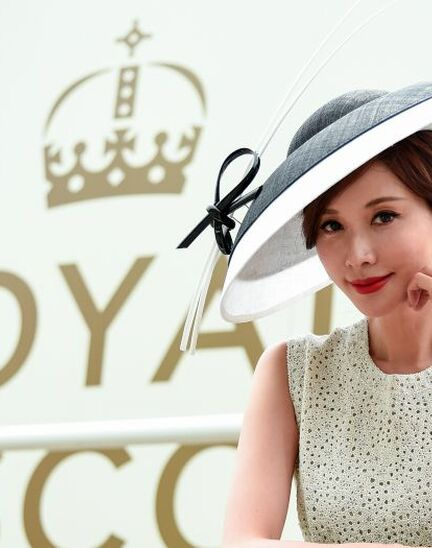 Longines celebrates elegance at Royal Ascot with Chi Ling Lin