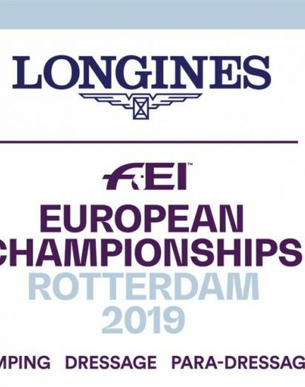 Longines to become Title Partner of the Longines FEI European Championships 2019 in Rotterdam
