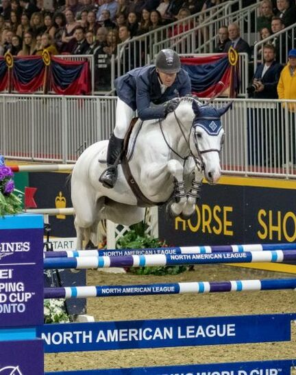 Longines renews long-term partnership for Longines FEI Jumping World CupTM North American League
