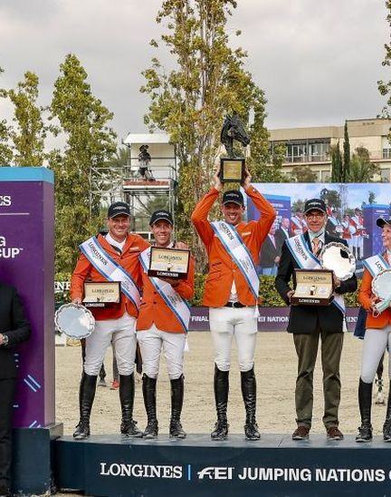 The world's elite riders return to the magnificent city of Barcelona to contend for the Longines FEI Jumping Nations CupTM Final