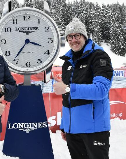 FIS AND LONGINES EXTEND PARTNERSHIP FOR FIVE YEARS