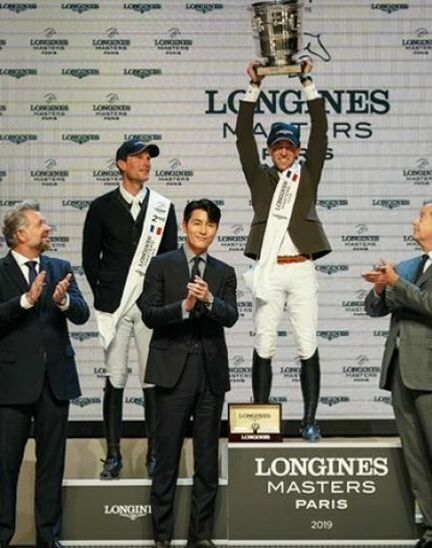 The Longines Masters of Paris: when glamour meets sports performances